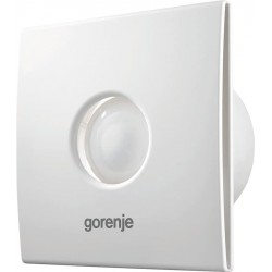 Вытяжной вентилятор Gorenje BVX100WS/15 Вт/70м3/ч 2,400