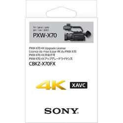 Код апгрейда Sony CBKZ-X70FX