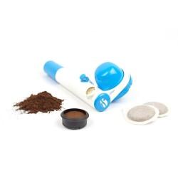 Кофеварка HandPresso Wild Hybrid Blue
