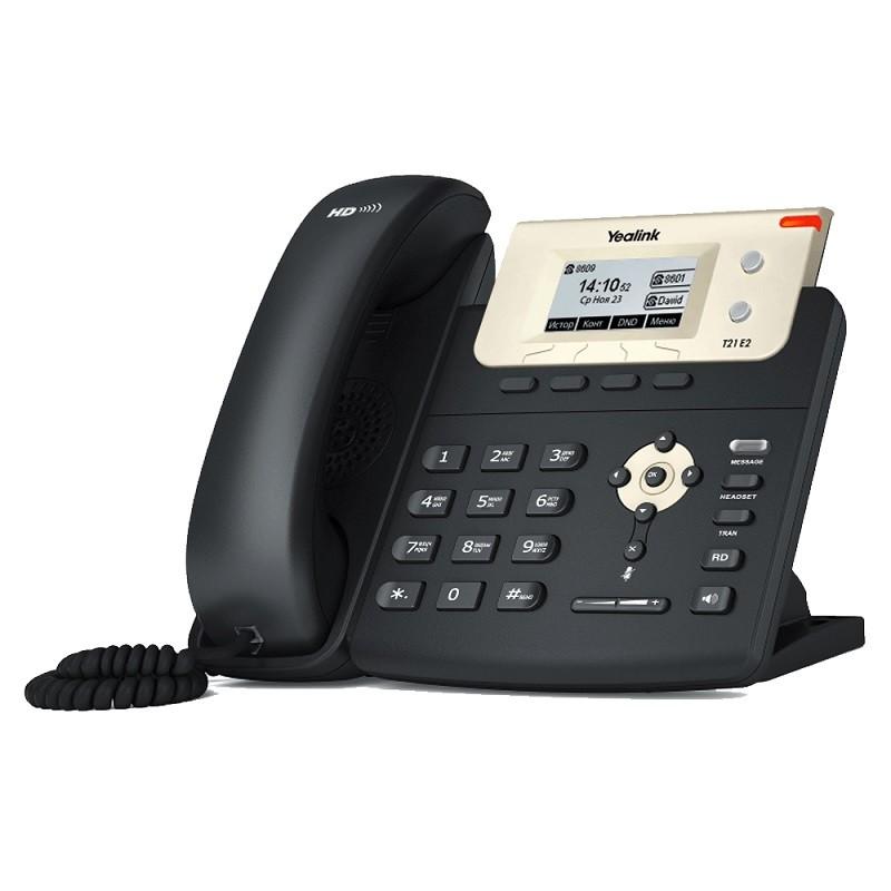 IP- телефон Yealink SIP-T21P E2