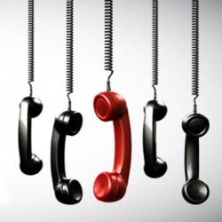 Установка и перенос телефонных аппаратов