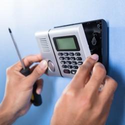 Техобслуживание и ремонт систем контроля доступа