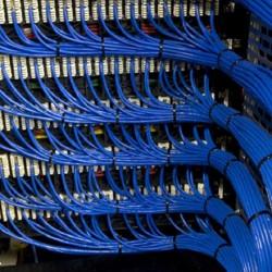 Монтаж локальной сети (медь)
