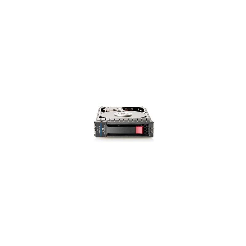 НЖМД HP P2000 2TB 6G SAS 7.2K 3.5in MDL HDD