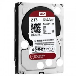 HDD WD 3.5 SATA 3.0 2TB 7200rpm 64MB Red Pro