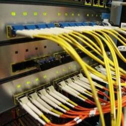 Монтаж локальной сети (оптика)