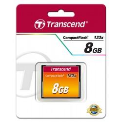 Карта памяти Transcend 8GB CF 133X