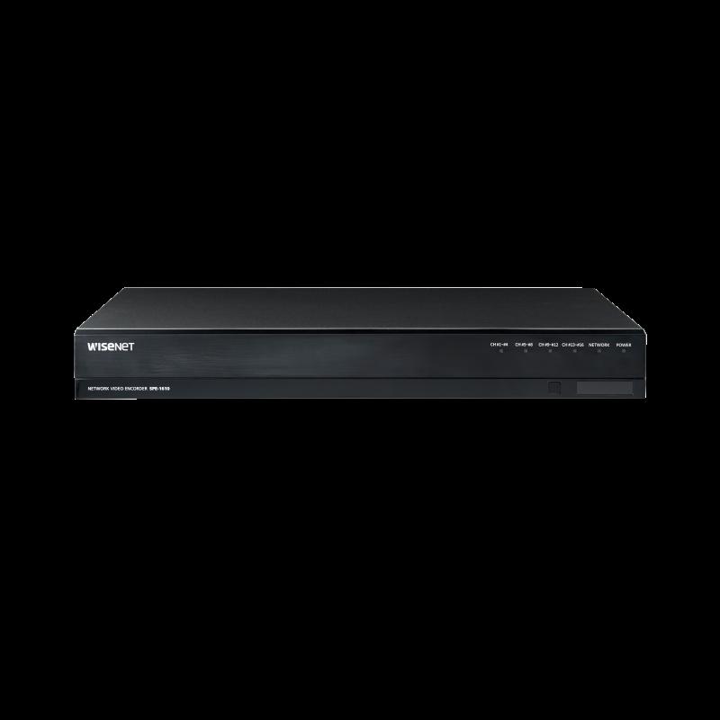 IP видеокодер Hanwha techwin SPE-1610