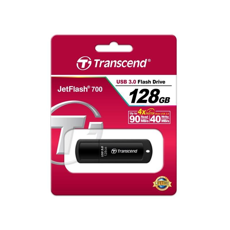 Накопитель Transcend 128GB USB 3.0 JetFlash 700