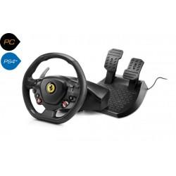 Руль и педали Thrustmaster для PC/PS4 T80 FERRARI 488 GTB