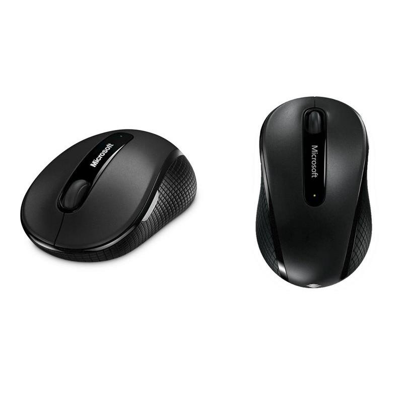 Мышь Microsoft Mobile Mouse 4000 WL Graphite