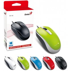 Мышь Genius DX-120 USB Green