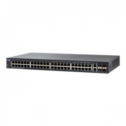 Коммутатор Cisco SB SF250-48HP 48-port 10/100 PoE Switch