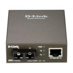 Медиаконвертер D-Link DMC-F02SC 1x100BaseTX-100BaseFX, MM 2km