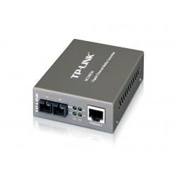 Медиаконвертер TP-LINK MC200CM 1GEBase-TX-1GEBase-FX, MM