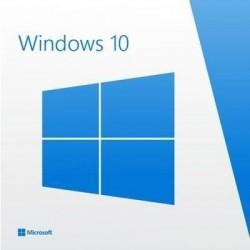 ПО Microsoft Windows 10 Home 64-bit English 1pk DVD (KW9-00139)