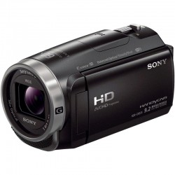 Видеокамера HDV Flash Sony Handycam HDR-CX625 Black