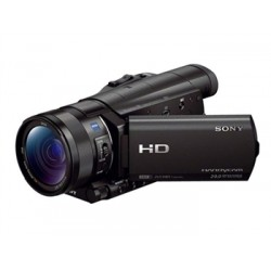 Видеокамера HDV Flash Sony Handycam HDR-CX900 Black