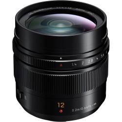 Объектив Panasonic Micro 4/3 Lens 12mm f/1.4 ASPH. Leica DG