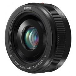 Объектив Panasonic Micro 4/3 Lens 20mm f/1.7 II ASPH. Lumix G