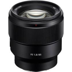 Объектив Sony 85mm, f/1.8 для камер NEX FF