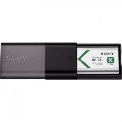 Комплект аксессуаров Sony NP-BX1 и BC-DCX