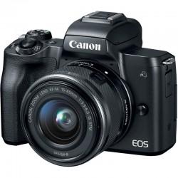 Фотокамера Canon EOS M50 + 15-45 IS STM Kit Black