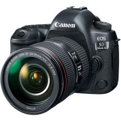 Фотокамера зеркальная Canon EOS 5D MKIV + объектив 24-105 L IS