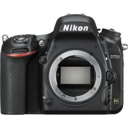 Фотокамера зеркальная Nikon D750 body