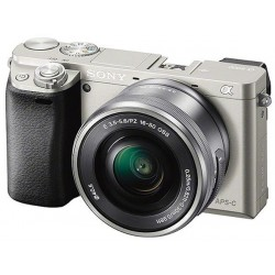 Фотокамера Sony Alpha 6000 kit 16-50mm Silver