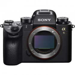 Фотокамера Sony Alpha 9 body black