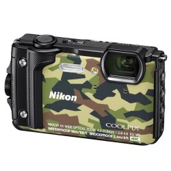 Фотокамера Nikon Coolpix W300 Camouflage
