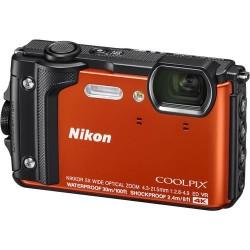 Фотокамера Nikon Coolpix W300 Orange