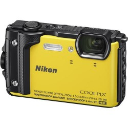 Фотокамера Nikon Coolpix W300 Yellow
