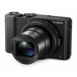 Фотокамера 4K Panasonic LUMIX DMC-TZ100EEK Black