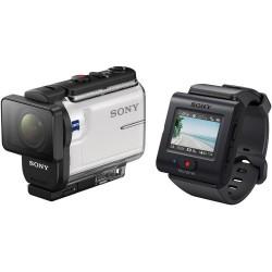 Видеокамера экстрим Sony HDR-AS300 c пультом д/у RM-LVR3