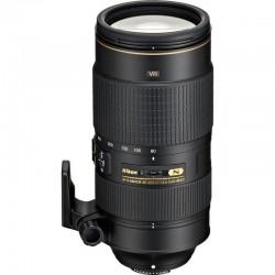 Объектив Nikon 80-400mm f/4.5-5.6G ED AF-S VR
