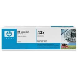 Картридж HP 43X LJ 9000/9040/9050/M9040/M9050 Black (30000 стр)