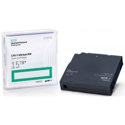 Картридж HPE LTO-7 Ultrium 15TB RW Data Cartridge