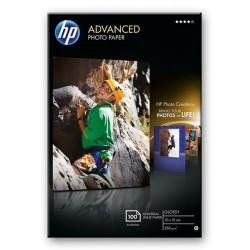 Бумага HP 10x15cm Advanced Glossy Photo Paper, 100л.