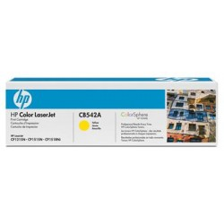 Картридж HP 125A CLJ CP1215/CP1515 Yellow (1400 стр)
