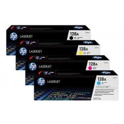 Картридж HP 128A CLJ CP1525/CM1415 Cyan (1300 стр)