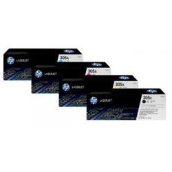 Картридж HP 305A CLJ M351/M375/M475/M451 Black (2200 стр)