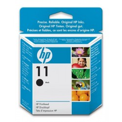 Печ.головка HP No.11 DJ22x0/cp1700, DesignJ500/800 black