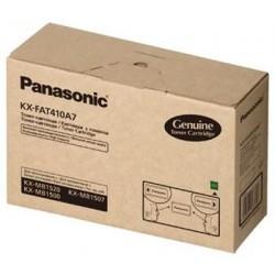 Тонер-картридж Panasonic KX-FAT410A7 (2500 sh.) для