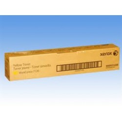 Тонер картридж Xerox WC7120/7125/7220/7225 Yellow
