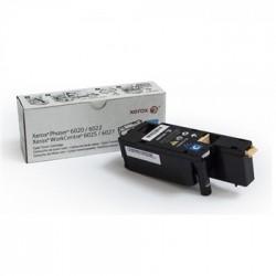 Картридж Xerox PH6020/6022/WC6025/6027 Cyan (1000 стр)