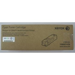 Тонер картридж Xerox PH6128 Cyan (2500 стр)