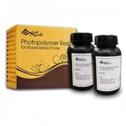 Фотополимер XYZprinting 2x500ml для Nobel, серый