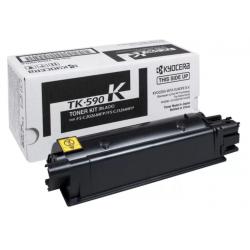Тонер картридж Kyocera TK-590K